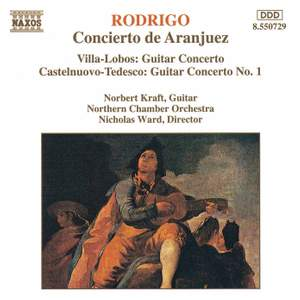 Rodrigo: Concierto de Aranjuez, etc.
