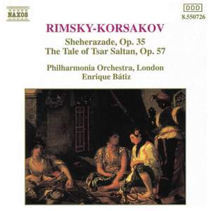 Rimsky Korsakov: Scheherazade & The Tale of Tsar Saltan Suite