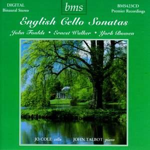 64 Bowen York cello and piano 9790001146593 Sonata op