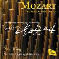 Mozart - Works for Solo Organ