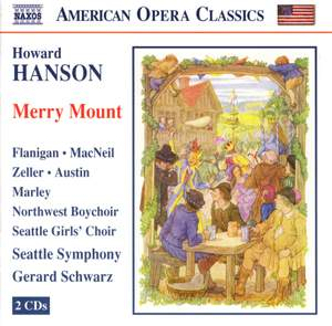 Hanson, H: Merry Mount, Op. 31 Product Image