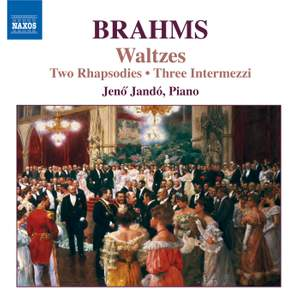 Brahms - Waltzes