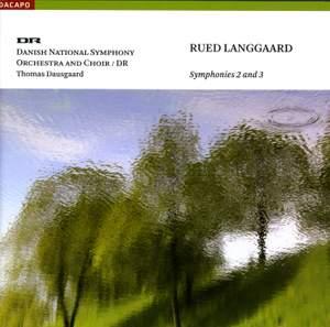 Langgaard - Symphonies Nos. 2 & 3