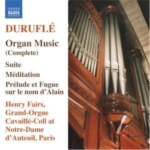 Duruflé - Complete Organ Music