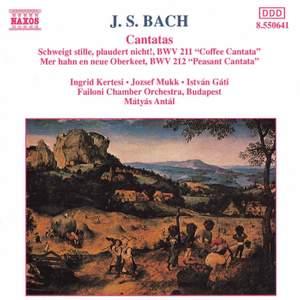 Bach: Coffee Cantata & Peasant Cantata