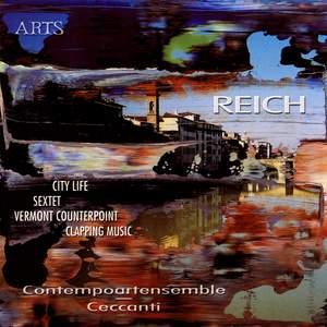Steve Reich: City Life