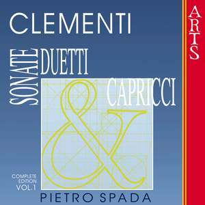Clementi: Sonate, Duetti & Capricci - Vol. 1 Product Image
