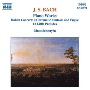 Bach: Piano Works