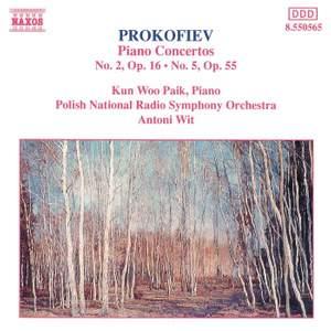 Prokofiev: Piano Concertos Nos. 2 & 5