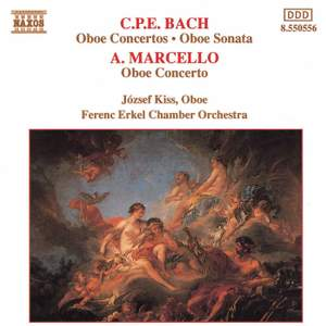 CPE Bach: Oboe Concertos, Oboe Sonata & Marcello: Oboe Concerto