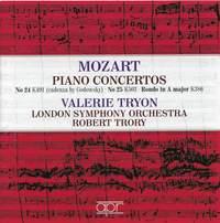 Mozart - Piano Concertos Nos. 24 & 25