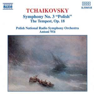 Tchaikovsky: Symphony No. 3 & The Tempest Product Image