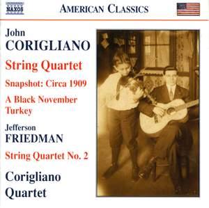 American Classics - Corigliano and Friedman