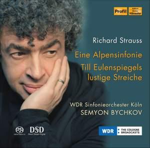Strauss - Eine Alpensinfonie & Till Eulenspiegels Product Image