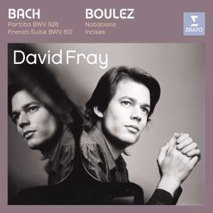 David Fray - Bach / Boulez Piano Recital