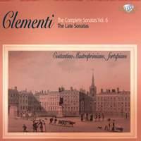Clementi - The Complete Sonatas Volume 6