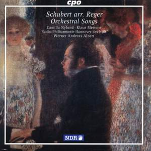 Schubert Orchestral Songs