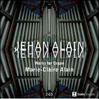 Alain: Complete organ works