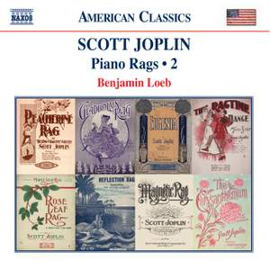 American Classics - Joplin Piano Rags Volume 2 Product Image