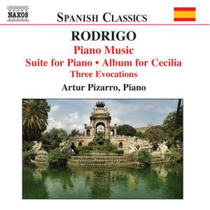 Rodrigo: Piano Music, Volume 2