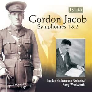Jacob - Symphonies Nos. 1 & 2