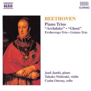 Beethoven: Piano Trios Product Image