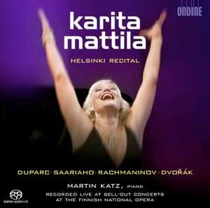 Karita Mattila Helsinki Recital