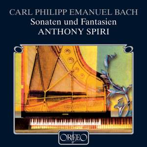 C P E Bach - Sonatas and Fantasias