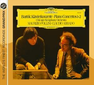 Bartók - Piano Concertos Nos. 1 & 2