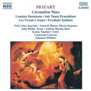 Mozart: Coronation Mass & other choral works