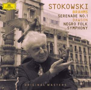 Brahms: Serenade No.1 & Dawson: Negro Folk Symphony