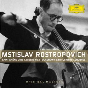 Rostropovich - Early Recordings