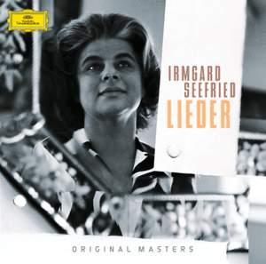 Irmgard Seefried sings Lieder from Three Centuries