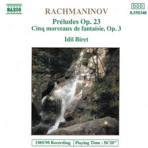 Rachmaninov: Complete Preludes & Morceaux de Fantaisie
