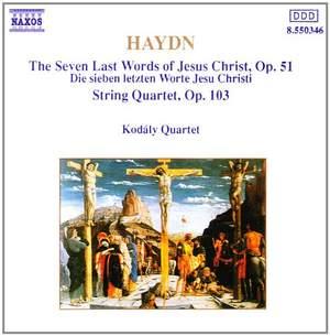 Haydn: String Quartets Op. 51 & Op. 103