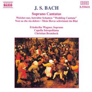 J S Bach: Soprano Cantatas