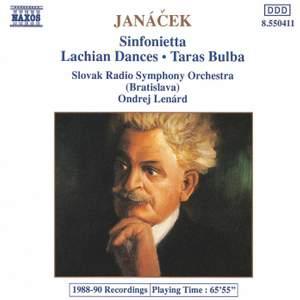 Janáček: Lachian Dances, etc. Product Image