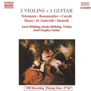 Two Violins and One Guitar, Vol. 1