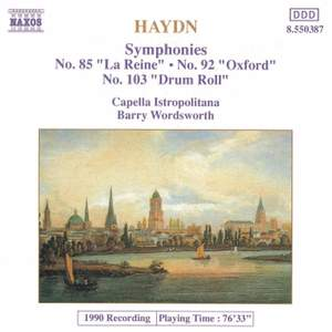 Haydn - Symphonies Volume 5