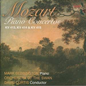 Mozart - Piano Concertos Nos. 11, 12 & 13