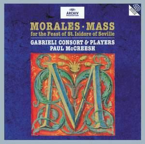 Morales, C: Missa 'Mille regretz'