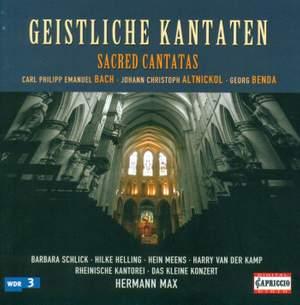 Sacred Cantatas