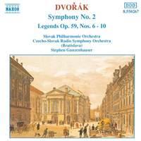 Dvorak: Symphony No. 2 & Legends