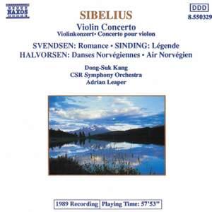 Sibelius - Violin Concerto