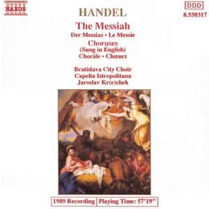 Handel: Messiah (highlights) Product Image