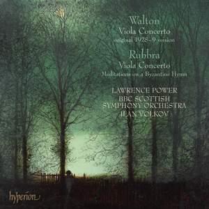 Walton & Rubbra - Viola Concertos