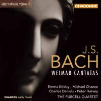 Bach - Early Cantatas Volume 2
