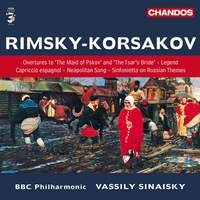 Rimsky Korsakov - Orchestral Works