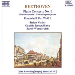 Beethoven: Piano Concerto No. 1 & Rondo for piano & orchestra