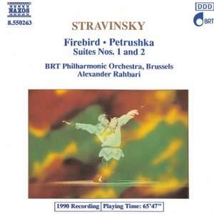 Stravinsky: The Firebird Suite, etc.